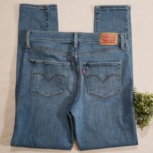 Levi's 311 Shaping Skinny Jeans Size W27 L28